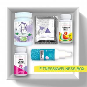FITNESS & WELLNESS box